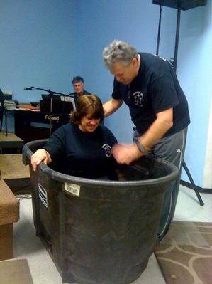 RoDonna Baptism
