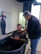 Baptism Gary