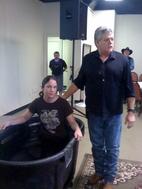 Christina Baptism