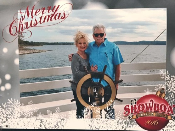 Merry Christmas Branson