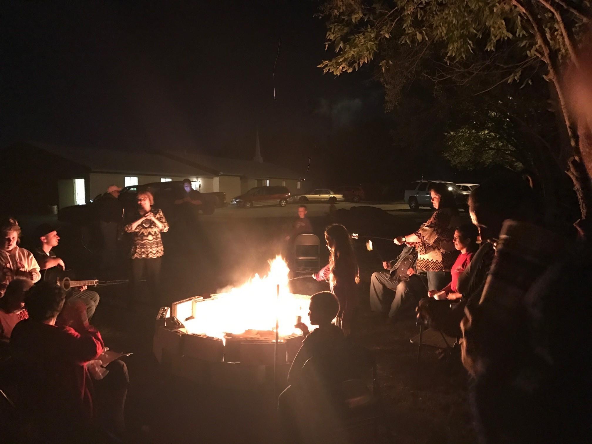 kids bone fire
