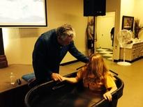 Dee Alexander Baptism