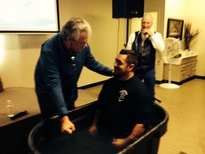 Russell Ponder Baptism
