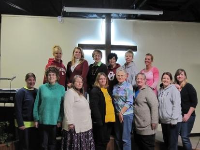 Womens Group 2014