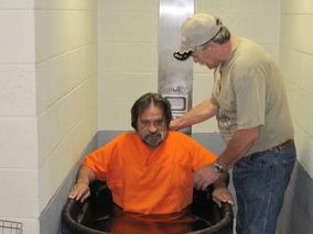 Jail Baptisms