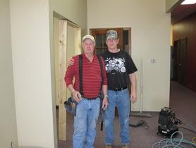 Wayne & Mike
