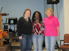 Ladies Testimony LaCrecia, Sue, and Gerol 003