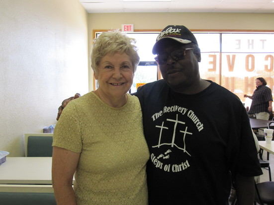 Aunt Jimmie and Kenneth 2