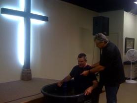 Harold Baptizm