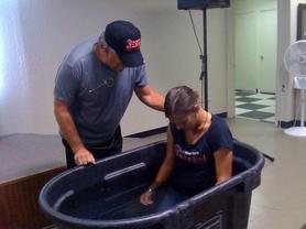 Kenda Merritt Baptism